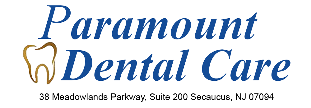 Paramount Dental Care Logo